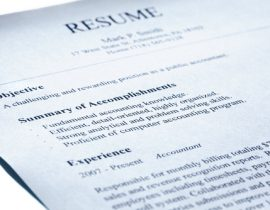 Thumbnail for Before and After: What Takes a Resume from Blah to Blockbuster?