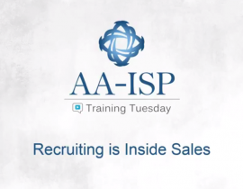 Thumbnail for Recruiting is Inside Sales: Hiring Top Inside Sales Talent
