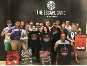 mB Culture Escape Room