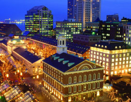Image for Landing in Boston